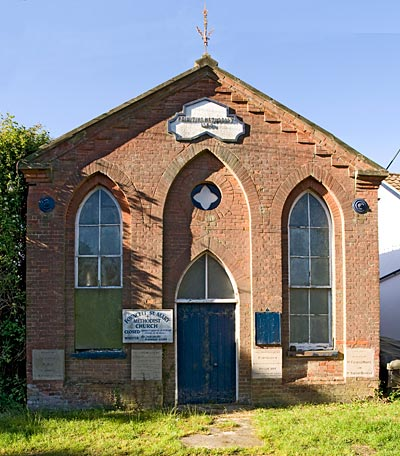 Forncett St Mary Primitive Methodist Chapel